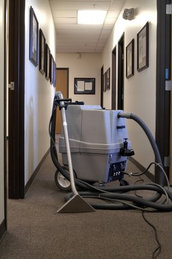 Commercial Carpet Cleaning in Village of Wellington Florida