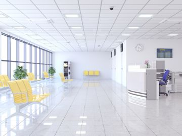 Medical Facility Cleaning in Wellington
