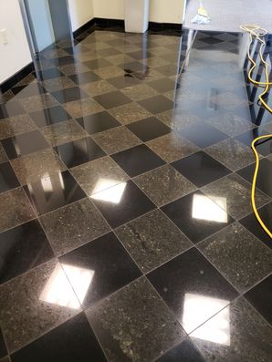 Stone Floor Polishing in Boca Raton, FL (1)