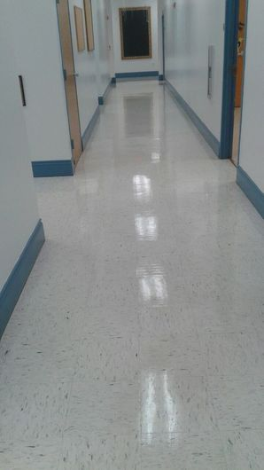 Commercial Floor Stripping & Waxing in Pompano Beach, FL (1)